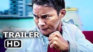 PARADOX Official Trailer (2018) Tony Jaa Action Movie HD