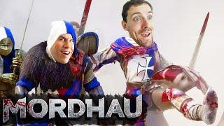 Fort Knights - Mordhau Funny Moments