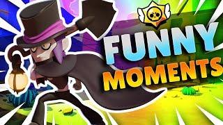 BRAWL STARS | BEST OF 2017 FUNNY MOMENTS