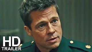 AD ASTRA Official Trailer (2019) Brad Pitt, Tommy Lee Jones Movie HD