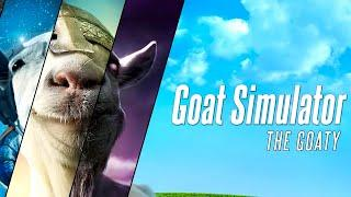 Goat Simulator: The GOATY - Official Nintendo Switch Launch Trailer
