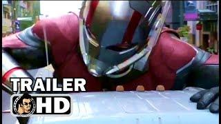 "ANT-MAN 2: ANT-MAN AND THE WASP ""Team"" TV Spot Trailer NEW (2018) Marvel Superhero Movie HD"