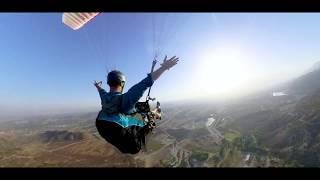 Paragliding Marshall (9/20/2018)