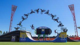 FULL SHOW: BMX Big Air Final at X Games Sydney 2018
