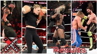 WWE Extreme Rules 15th July 2018 Highlights - WWE Extreme Rules 2018 Highlights HD