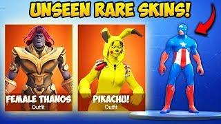 *NEW* NEVER SEEN BEFORE SKINS! - Fortnite Funny Fails and WTF Moments! #330