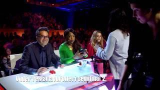 David Batra lurar hela juryn med klassisk tut-prank
