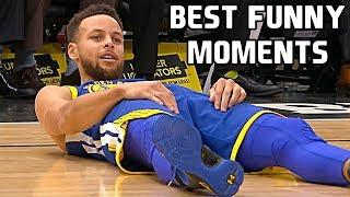Stephen Curry BEST FUNNY MOMENTS