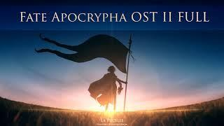 Fate/Apocrypha SS2 OST - Soundtrack Disk 2 Full