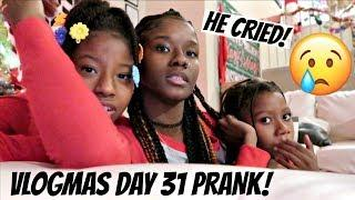 GOING INTO 2019 BY MYSELF PRANK ON KIDS!!! ????(VLOGMAS DAY 31) | LACY'S FILES