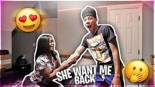 LETS GET BACK TOGETHER PRANK ON EX GIRLFRIEND???? ???????? | I CANT BELIEVE THIS HAPPENED!!! ????