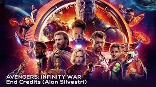 Avengers Infinity War End Credits 15 Minutes Epic Music Mix | Original Soundtrack