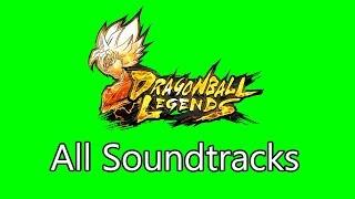 Dragon Ball Legends OST - All Soundtracks