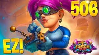 HEARTHSTONE Best Daily FUNNY and WTF Moments 506!