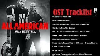 All American Soundtrack | OST Tracklist