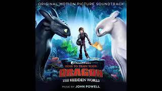 Full Soundtrack - Drachenzähmen Leicht Gemacht 3: Die geheime Welt - Soundtrack by John Powell