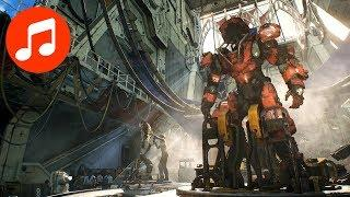 ANTHEM Music ???? Demo Title Screen (Anthem Soundtrack | OST | Main Menue)