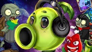 Plants vs zombies 2 - Top 10 soundtracks by Peamixer