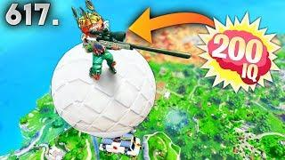 *NEW* MODE 200 IQ TRICKS..!! Fortnite Funny WTF Fails and Daily Best Moments Ep.617