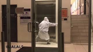 JALALS CRAZIEST ELEVATOR PRANK COMPILATION!