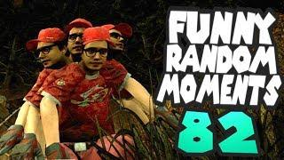 Dead by Daylight funny random moments montage 82
