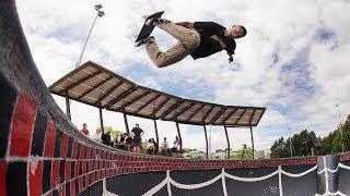 CRAZY SKATEBOARD TRICKS 2018! BEST SKATE & SKATEBOARDING & SKATING TRICKS  COMPILATION #9