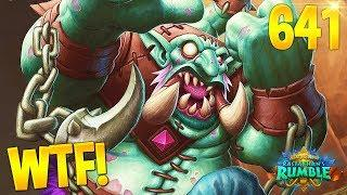 HEARTHSTONE Best Daily FUNNY and WTF Moments 641!