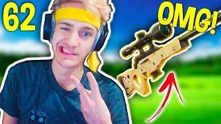NINJA INSANE NO SCOPE! Fortnite Daily Best Funny Moments WINS And FAILS 62 (Fortnite Battle Royale)
