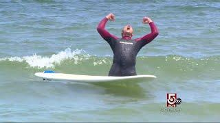 Extreme Sports: Surfing the South Shore with Ted Reinstein
