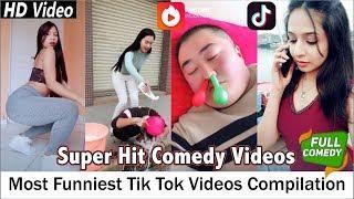 Super Hit Comedy Tik Tok Videos Compilation | Best Indian Tik Tok Funny videos