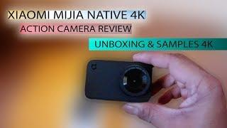 XIAOMI MIJIA 4K Action Camera Review & Unboxing