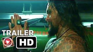 Aquaman Trailer Comic-Con Oficial Subtitulado Español