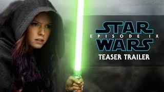 Star Wars: Episode IX - Son of Darkness - Trailer (Fan-Made)