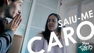 SAIU-ME CARO!! PRANK À MINHA NAMORADA - DESAFIO #YORNTUBERS S01E08