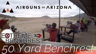 50 Yard Benchrest Competition - Extreme Benchrest 2018