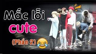 [BTS funny moments #25] Mắc lỗi CUTE ~ (Phần 2) (BTS cute mistakes)
