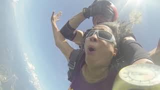 Tandem Skydive | Toshita from Atlanta, Ga