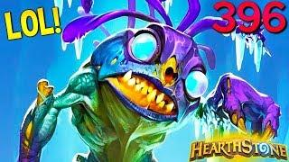 Hearthstone Daily WTF Funny Moments 396! Lucky and Epic Plays!