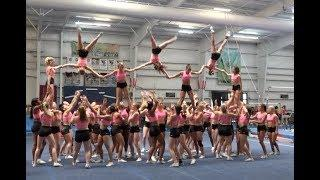 Cheer Extreme ~ A LQQK Back at 2018