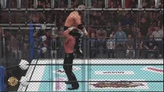 WWE 2K19 Extreme Moments and Fails Montage Ep.6 (Cage , Cell , and Chamber Edition)