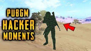 PUBG MOBILE HACKERS MOMENTS | PUBGM FUNNY MOMENTS , EPIC FAIL & WTF MOMENTS #15