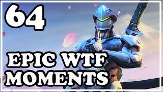 Heroes of the Storm - Epic and Funny WTF Moments #64
