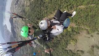 Paragliding, an experience