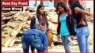 Rose Day Prank On Girl's With Twist ( ROSE DAY SPECIAL) Pranks In India| By TCI
