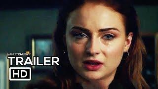 X-MEN: DARK PHOENIX Trailer #2 International (2019) Superhero Movie HD