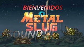 Los mejores Soundtracks De Metal Slug! 2