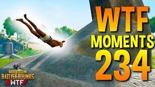 PUBG Daily Funny WTF Moments Highlights Ep 234 (playerunknown's battlegrounds Plays)