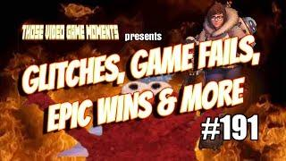 Glitches, Game Fails, Epic & Funny Gaming Moments (The Crew 2, Fortnite, Overwatch & more!) #191 ???