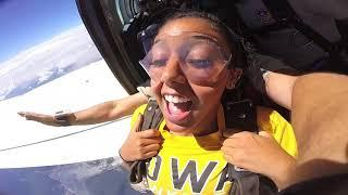 Tandem Skydive| Breannah from Urbandale IA