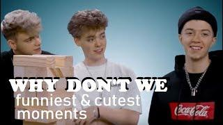 Why Don't We Funny/Cute Moments (PART 5)